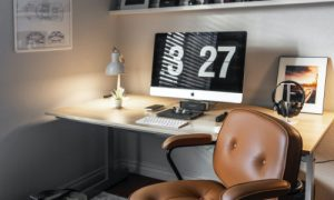 Need a permeant home office?